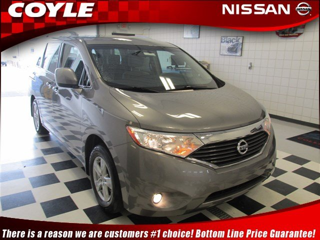 Used Nissan Quest 3.5 SV